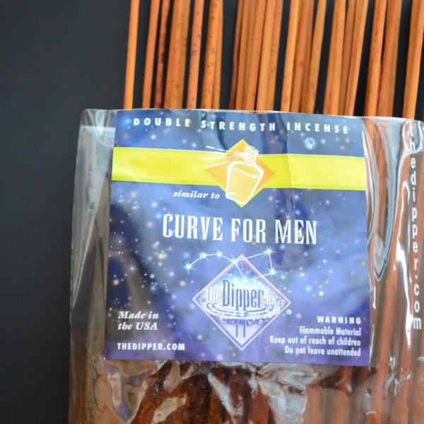 curve for men