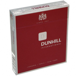 Dunhill-International-Red