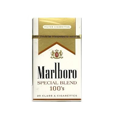 Pack U2013 Marlboro Gold Special Blend 100u0027s Box