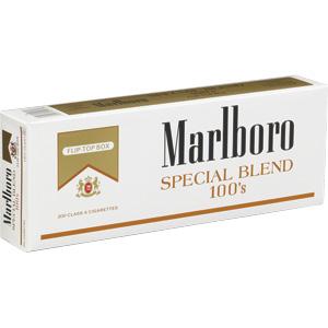Marlboro Gold Special Blend 100s