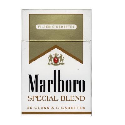 Marlboro cigar matches