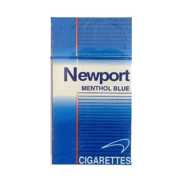 NewportMentholBlue